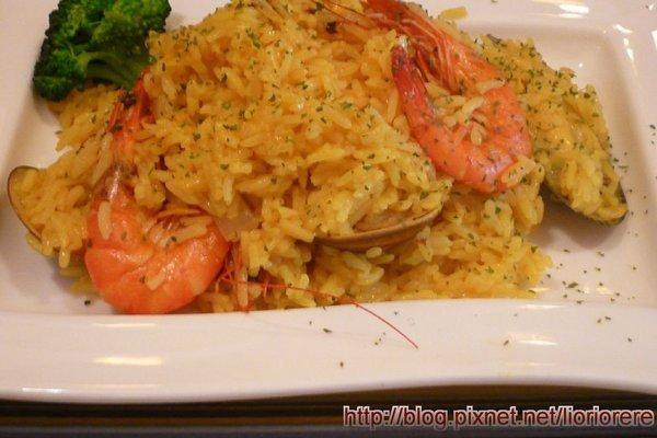 西班牙海鮮飯 _ 2