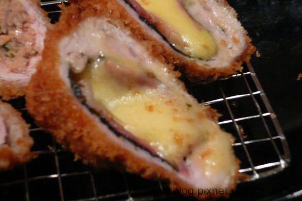 培根起司海苔豬排
