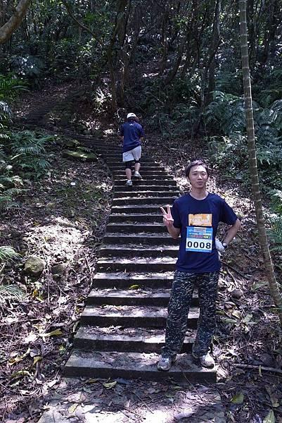 越野-- 還是樓梯
