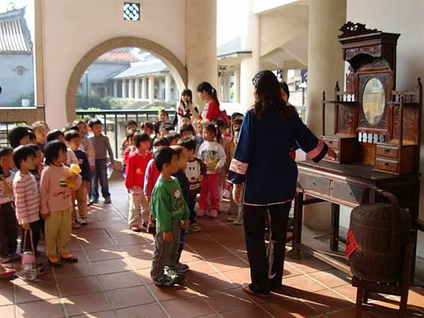 幼稚園校外教學