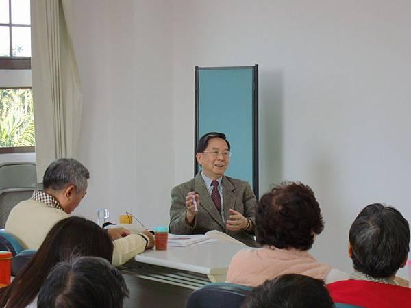 2009.1.16徐正光總召集人演講