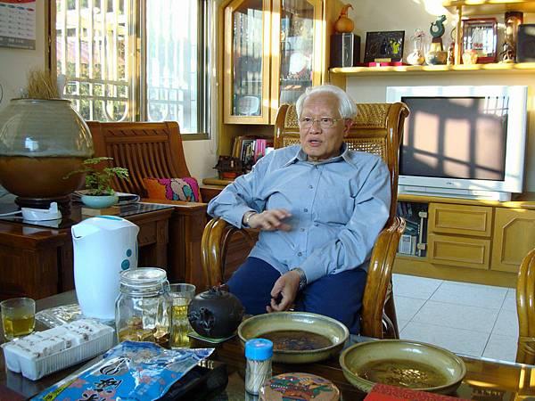 2009.1.16拜訪鍾鐵民老師