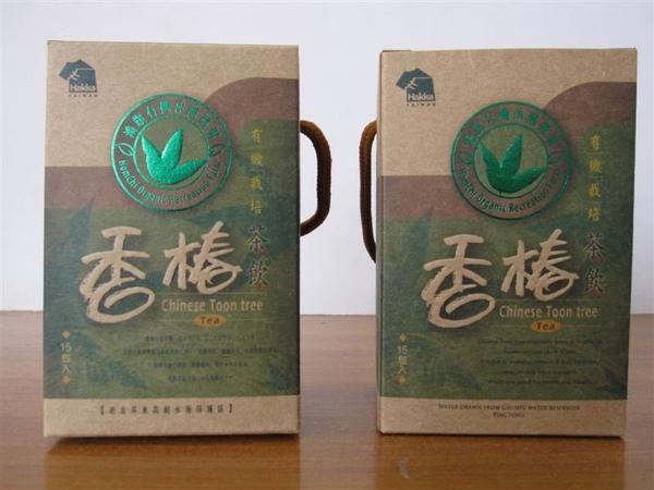 鴻旗有機休閒農場香椿茶