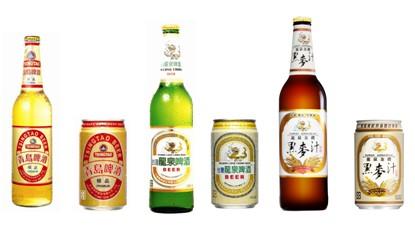 台灣青啤股份有限公司青島啤酒