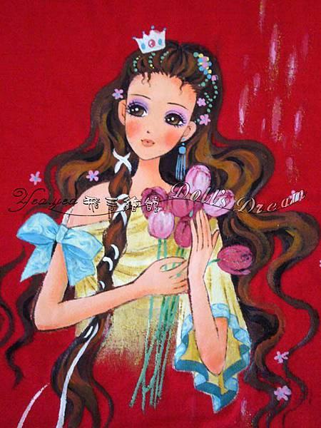 PS97022--古典女孩