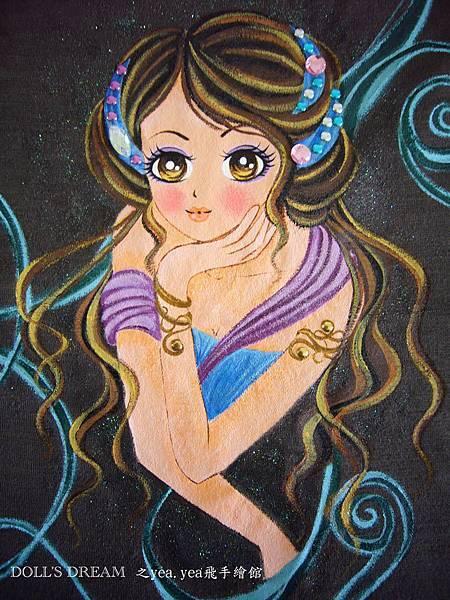 PS97029--典雅女孩--蒂蒂