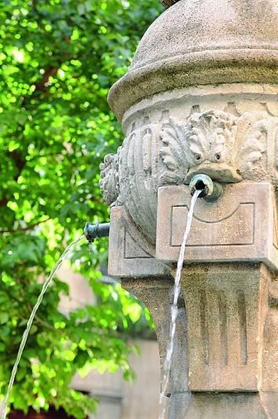 普羅旺斯噴泉1