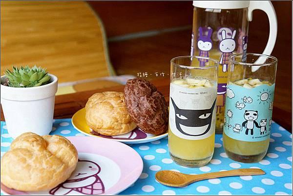 [敗]歡樂下午茶一起來 - 全家集點.阿朗基變色玻璃杯&歡樂玻璃壺(開箱分享/快速集點秘訣)