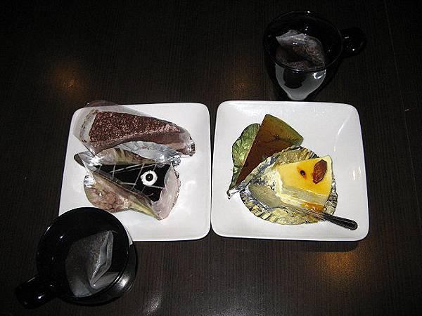無限享用的蛋糕