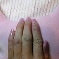 璀璨亮片粉色水晶