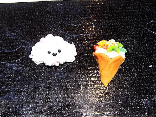 老師畫的馬爾濟斯和可麗餅