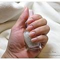 Calgel粉膚色凝膠指甲