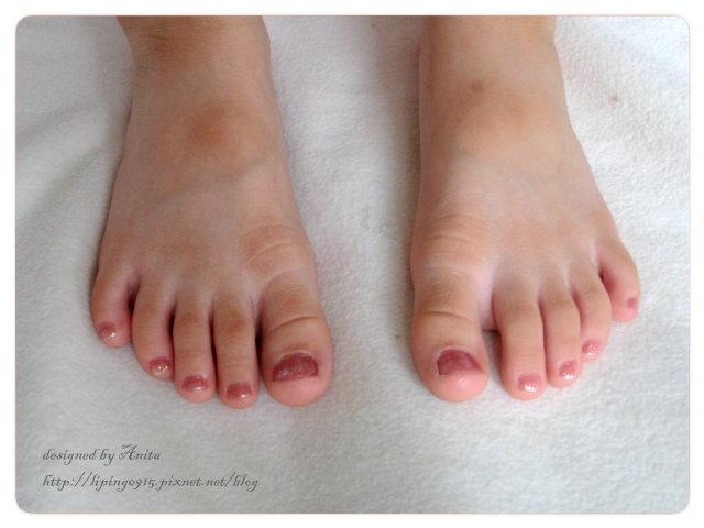 腳趾也有喔