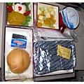 韓亞航空的兒童飛機餐