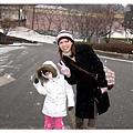 愛寶樂園前的街道