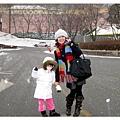 後面還有前幾天下玩的殘雪