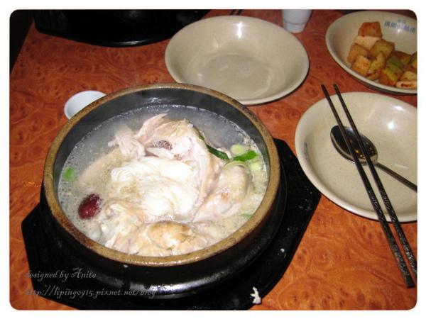 來韓國一定要的人參雞湯