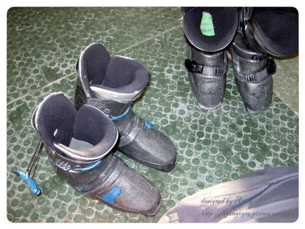 """我的""""鐵甲戰靴"""""""