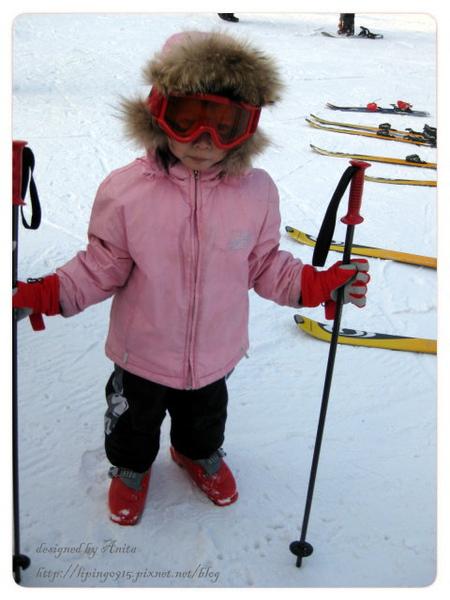 我是小小滑雪高手