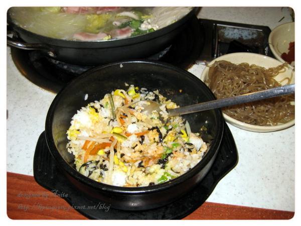 和石鍋拌飯