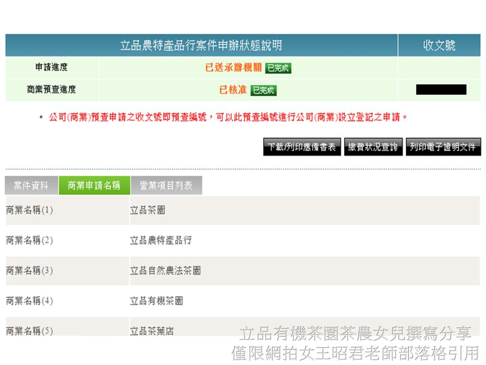 立品有機茶園線上申請商業登記分享10.PNG