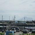 烏石港及龜山島