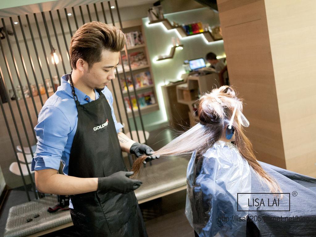 台中 夏森髮型 siasen hair 台中染髮 台中護髮 台中髮型設計