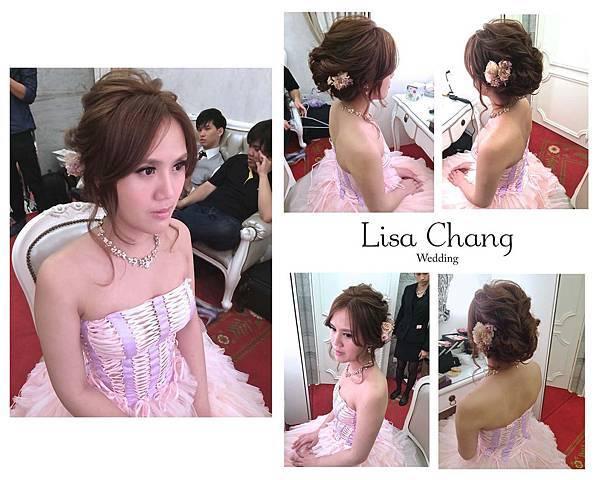 新娘秘書Lisa Chang