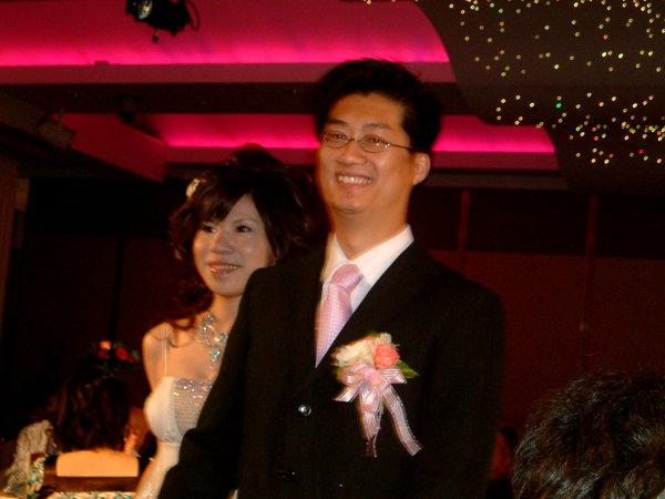 新娘新娘入場了