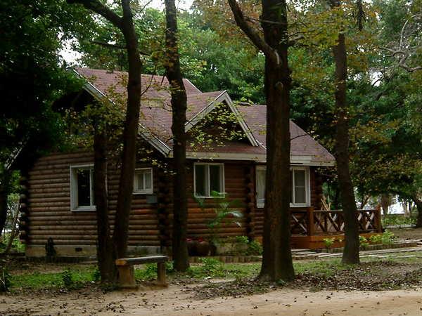 小木屋~好像叫能源展示館.