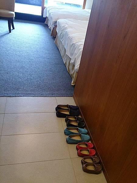 鞋雙床&鞋