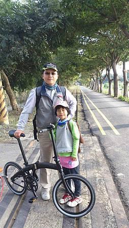 與小敏共騎單車5