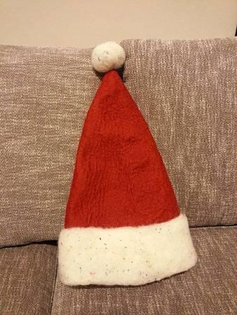 羊毛顫聖誕帽
