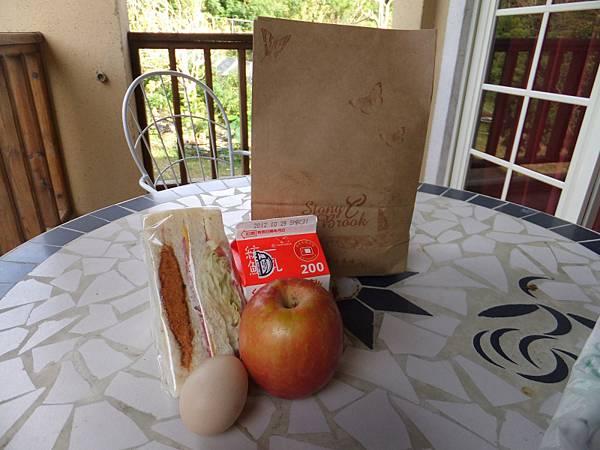 營養均衡的早餐