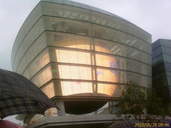 上海台灣館外觀