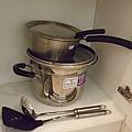 一堆鍋我也沒用