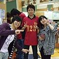大鳥井,杉本,Sa chan