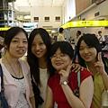 碩二女生in松山機場