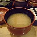 無限續的味增湯