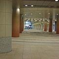 汐留車站好新