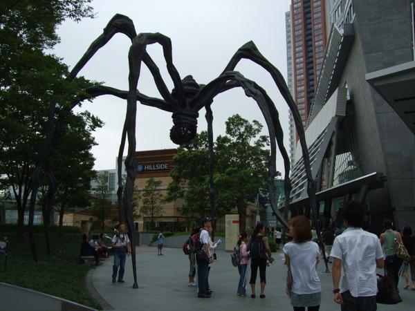 有名的大蜘蛛