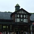 傳說很復古的原宿車站