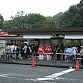 車站聚集了好多人