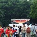 祭典的舞台
