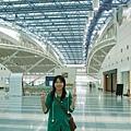 福岡機場 留學一年中最後一次合影