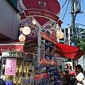 超有名的可麗餅店