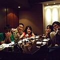 感謝大嫂讓我們享用一頓大餐!!!!