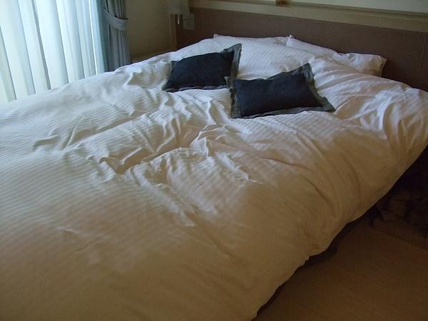 床還不錯~