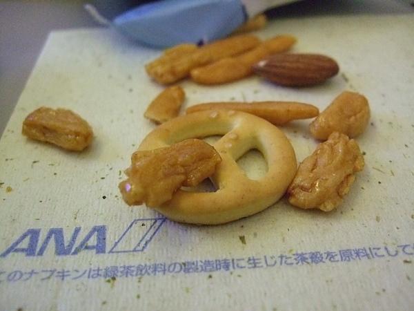 硬食的小餅乾