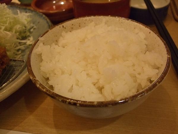 到日本的第一餐白飯~好好吃